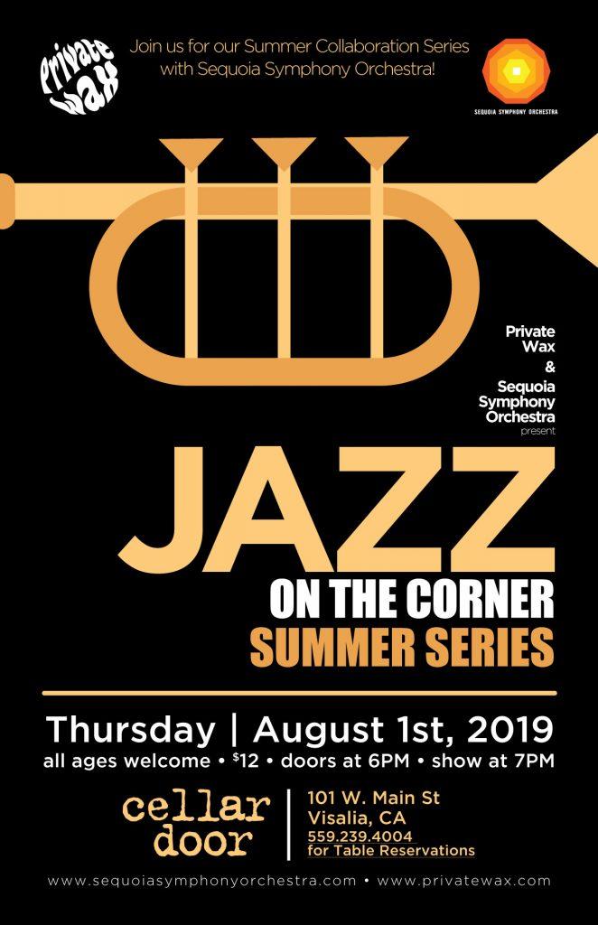 Jazz On The Corner Summer Series